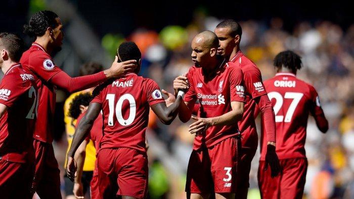 Hasil Akhir Liverpool vs Wolves Liga Inggris 2-0, The Reds Gagal Raih Gelar Premier League Musim Ini