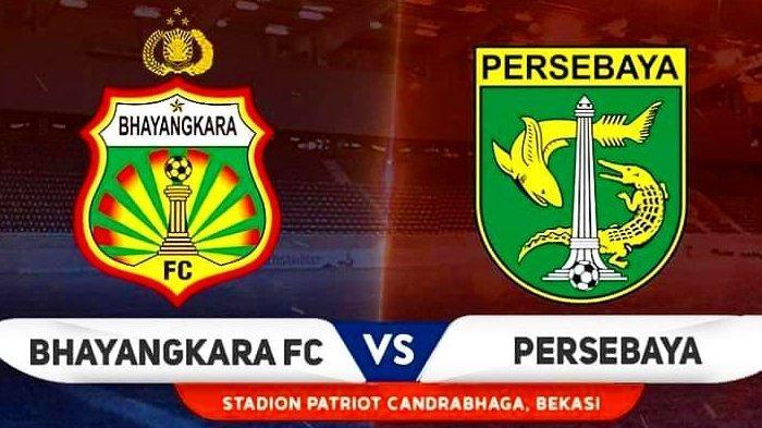 Hasil Akhir Pertandingan Bhayangkara FC vs Persebaya Surabaya Liga 1 2019