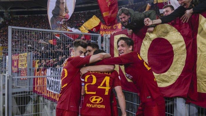 Hasil dan Klasemen Liga Italia, Roma Kalahkan Juventus, Milan Menang, Perebutan 4 Besar Kian Sengit