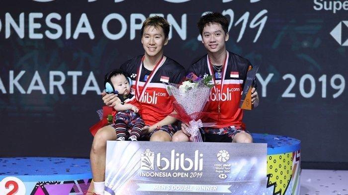 Live Streaming Perempat Final Badminton Asia Team, Tim Putra Indonesia vs Filipina di Mola TV Gratis