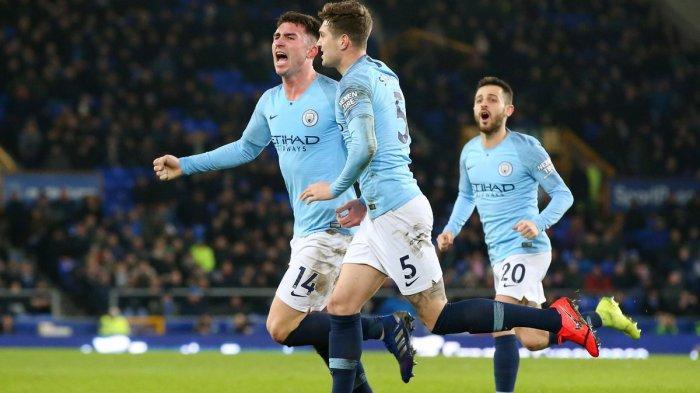 Klasemen dan Hasil Lengkap Liga Inggris Pekan 30, Manchester City Di Puncak, Manchester United Turun