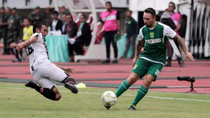 Hasil Lengkap Piala Indonesia, Persebaya Klub Ketujuh Lolos Babak 8 Besar Usai Bantai Persidago 7-0