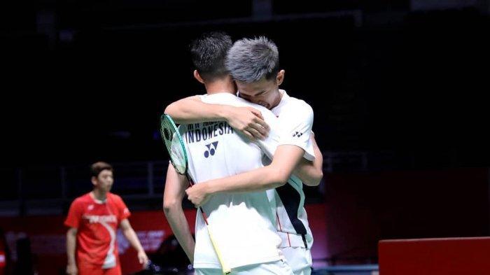 Live Streaming TVRI Semifinal Malaysia Masters 2020, 4 Wakil Indonesia Bertanding Hari ini