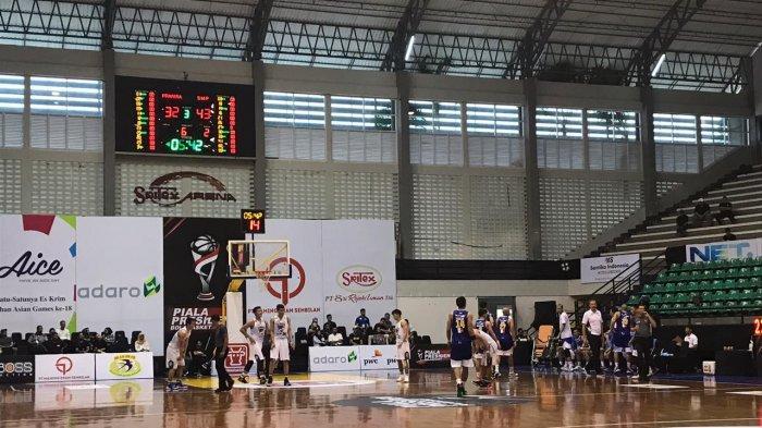 Jadwal Piala Presiden Basket Hari Ini, Pelita Jaya vs Bima Perkasa, Satria Muda vs Louvre Surabaya