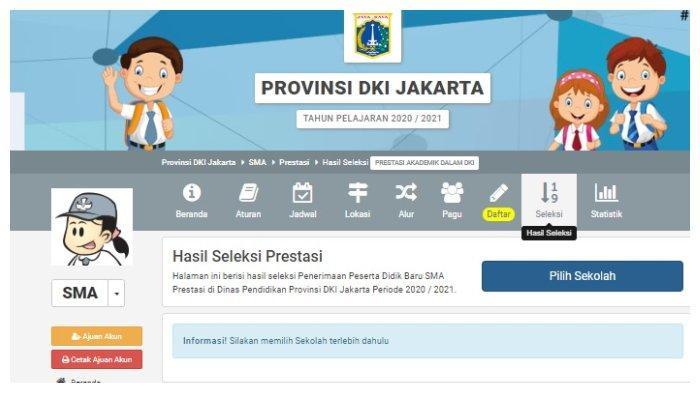 Lolos Seleksi PPDB Jakarta Segera Lapor Diri, Ditutup Senin, 6 Juli Pukul 14.00 WIB, Berikut Caranya