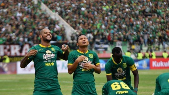 Persebaya Juara Piala Gubernur Jatim 2020 Seusai Kalahkan Persija 4-1
