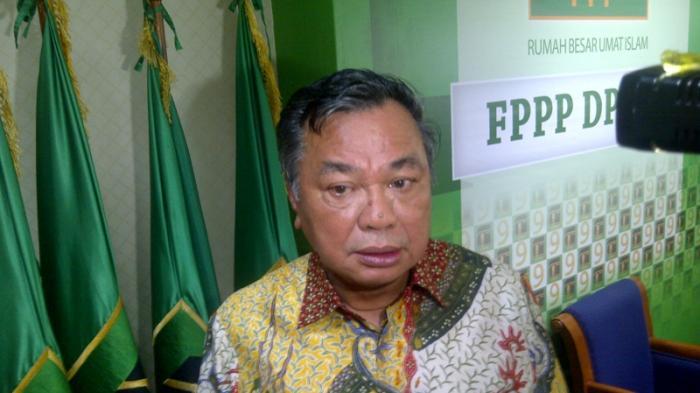 Dikabarkan Anggota DPR Ditangkap Saat Beli Narkoba, PPP Cari Keberadaan Ivan Haz