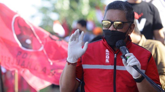 Hasto: PDIP Dukung Pemerintah Ubah Lapangan Golf Kemayoran Jadi Hutan Kota