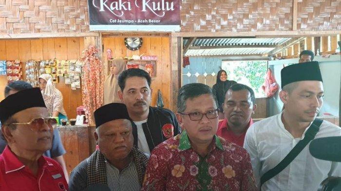 Promosikan Gulai Cue dan Ayam Bude, Hasto: Ayo Datang ke Aceh