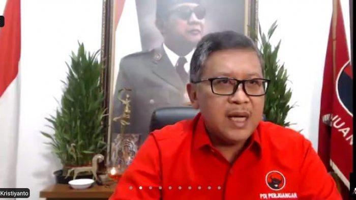 Sekretaris Jenderal DPP PDI Perjuangan (PDIP) Hasto Kristiyanto