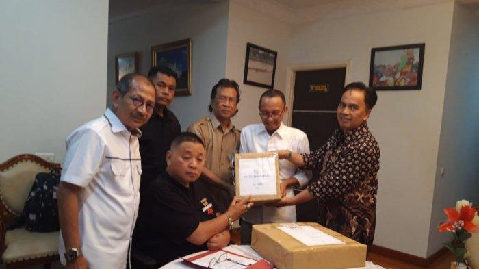 HB Center Sumbang Masker dan Vitamin kepada Warga Riau