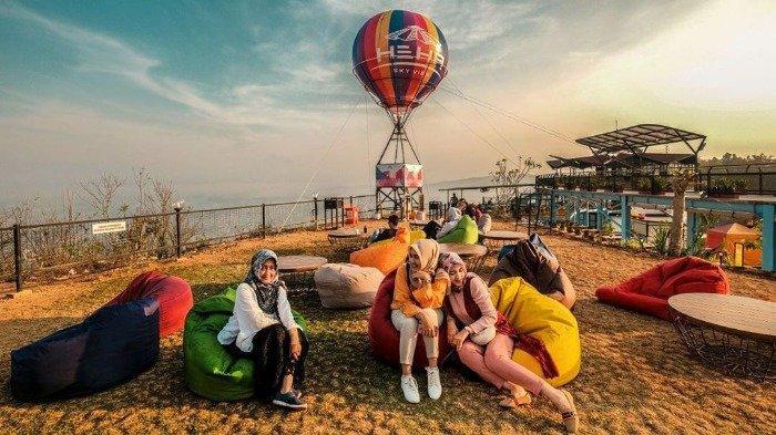 Harga Tiket Masuk HeHa Sky View Gunungkidul, Tempat Wisata Baru di Jogja