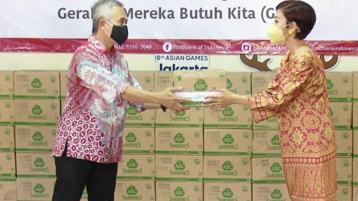 Foodbank dan Heinz ABC Distribusikan 110.000 Paket ke Warga Terdampak Bencana Alam
