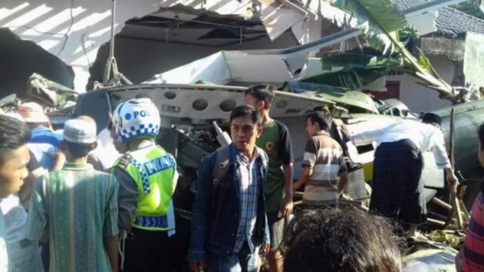 Nama-Nama Lima Crew Helikopter yang Jatuh di Sleman