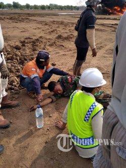 Dua Prajurit TNI AD Korban Kecelakaan Helikopter MI 17 di Kendal Boleh Pulang dan Rawat Jalan