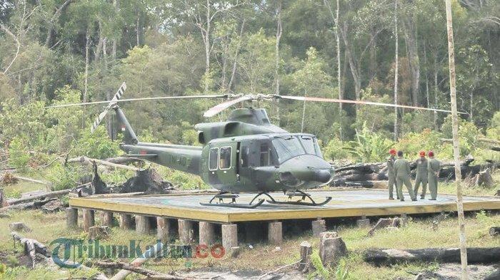 Pilot Susi Air Lihat Helikopter yang Hilang Kontak karena Terbang Bersamaan