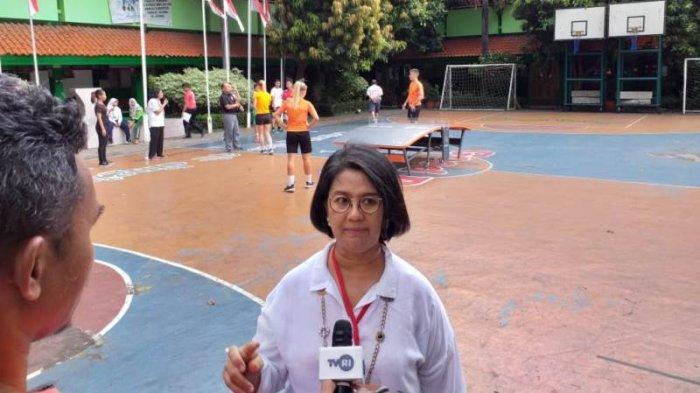 Hellen Sarita de Lima Ajak Kaum Milenial Tekuni Olahraga Teqball