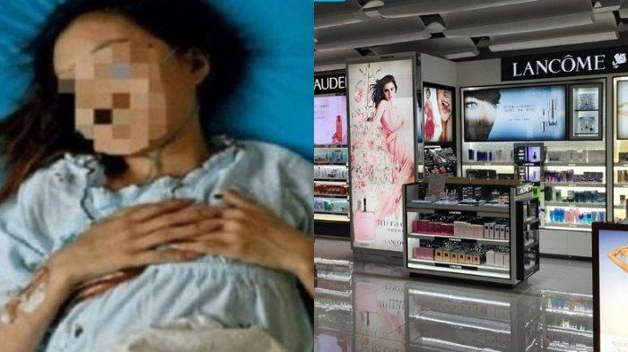 VIRAL Wanita Ini Berhemat Demi Bisa Beli Kosmetik, Namun Berujung Mengidap Penyakit Mematikan