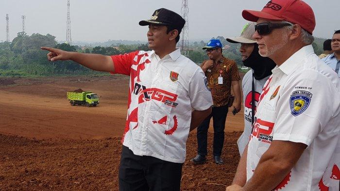 Wali Kota Hendi Bangun Sirkuit MXGP Penuh Kearifan Lokal