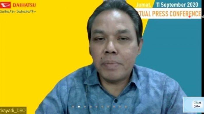 Daihatsu Tunggu Rincian Aturan PSBB di DKI Jakarta