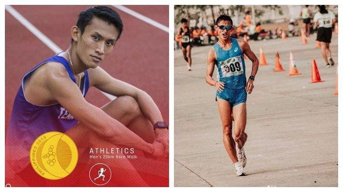 Profil Hendro Yap Atlet Jalan Cepat Dari Indonesia Raih 4 Emas Dari 4 Sea Games Berturut Turut Tribunnews Com Mobile