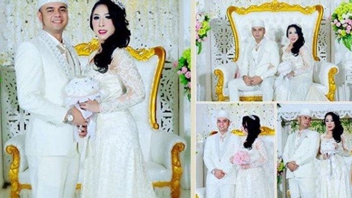 Foto pernikahan Henny Mona dan Rio Reifan