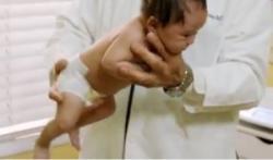 Cara Ini Bisa Hentikan Tangisan Bayi Dalam Sekejap