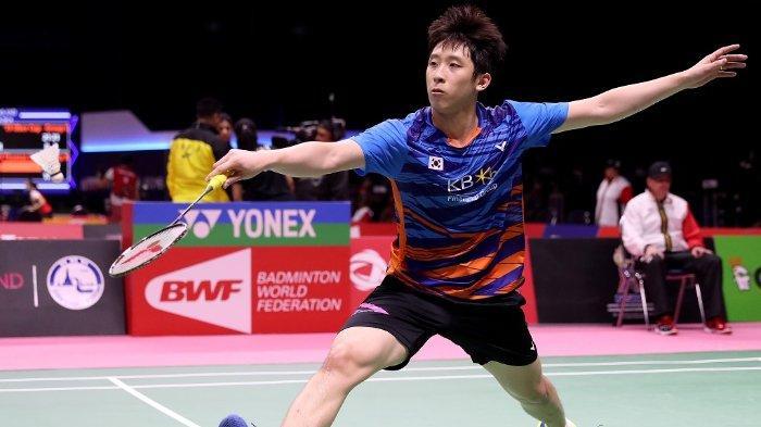 Heo Kwang Hee, atlet bulu tangkis asal Korea Selatan.