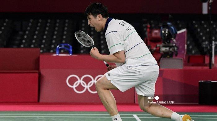 Profil Heo Kwang Hee yang Kalahkan Atlet Badminton Nomor 1 Dunia, Kento Momota, di Olimpiade 2020