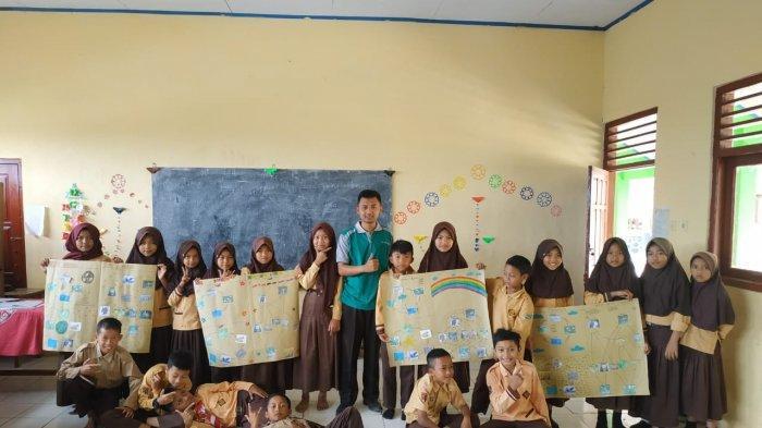 Curhat dua Guru Sekolah Dasar, Anggit dan Herawan: Kangen ke Sekolah dan Mengajar Lagi