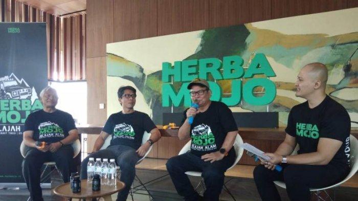 Herbamojo Ajak Pecinta Land Rover Indonesia Jelajah Alam Sumatera