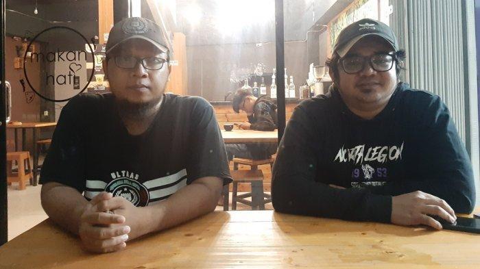 Arti Suporter di Mata North Legion Komunitas Suporter Persita Tangerang
