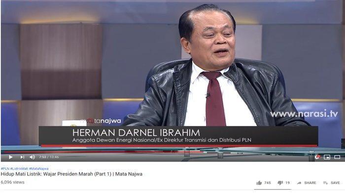 Bahas Ini saat Diminta Komentari Kemarahan Jokowi ke Sripeni, Eks Dirut PLN Ditegur Najwa Shihab