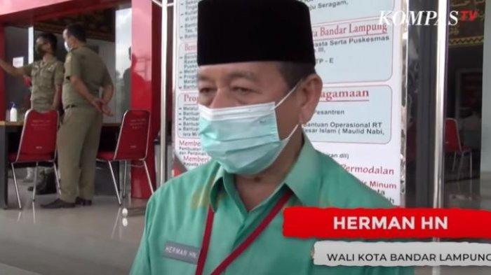 20 Warga Di Satu Kelurahan Di Bandar Lampung Positif Corona Hampir 200 Rapid Test Dilakukan Tribunnews Com Mobile
