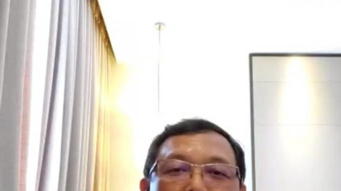 Kepala Badan Pembinaan Organisasi, Kaderisasi dan Keanggotaan (BPOKK) Partai Demokrat Herman Khaeron.