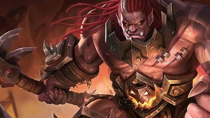 Hero Balmond di Mobile Legends