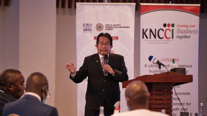 Dubes RI Dorong Pembahasan Kesepakatan Dagang dengan Kenya