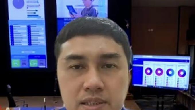Kepala Badan Komunikasi Strategis DPP Partai Demokrat Herzaky Mahendra Putra
