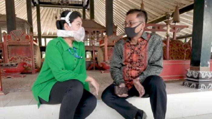 Ketika Istri KSAD Hetty Andika Perkasa Bertemu Kawan Lama di Keraton Yogyakarta