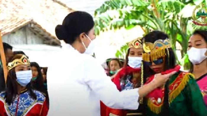 Hetty Andika Perkasa Apresiasi Pelestarian Budaya Tari Sintren oleh Warga Desa Drunten Indramayu
