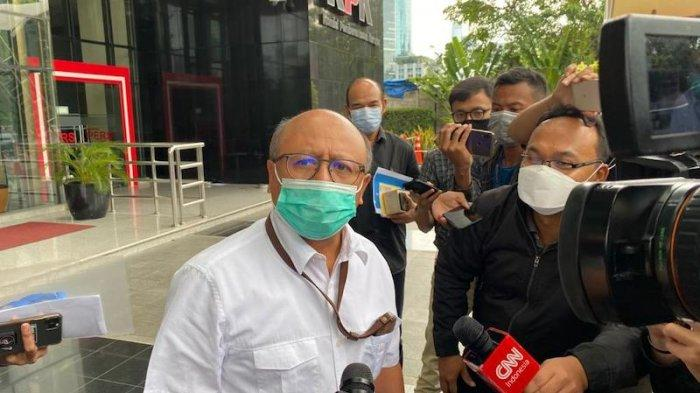 Dirut PT Asuransi Jiwasraya Sambangi KPK, Bahas Polis Pegawai dengan Nominal Rp20 M