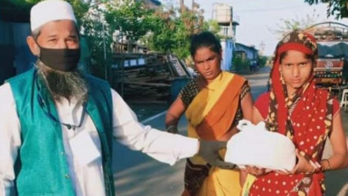 Gagal Berhaji, Pasangan India Habiskan Tabungan Haji Rp 146 Juta untuk Membantu Warga Miskin