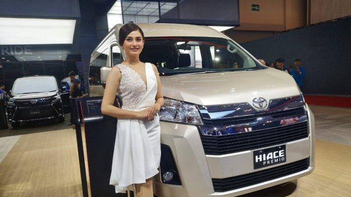 Toyota Luncurkan Van Mewah HiAce Premio, Harga Rp 516 Juta On The Road Jakarta