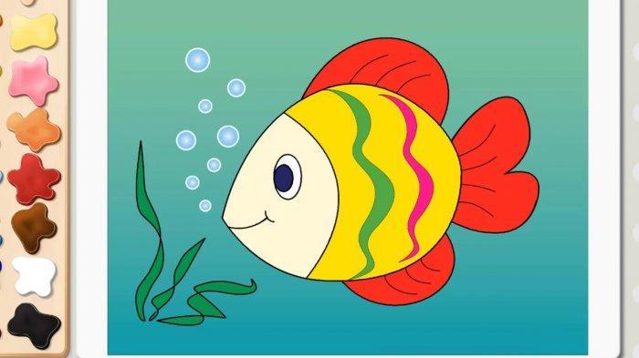 hias gambar ikan