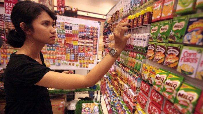BPOM Wacanakan Semua Kemasan Makanan dan Minuman Diberi Label