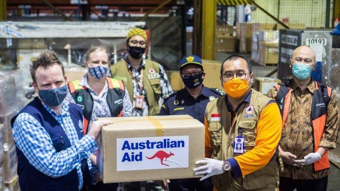 Bea Cukai Fasilitasi Hibah Ventilator dari Pemerintah Australia