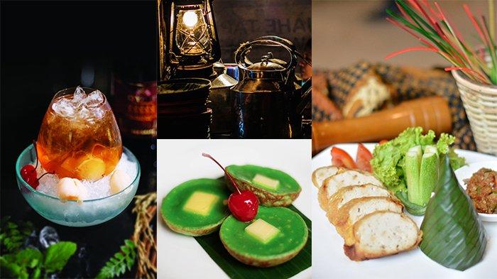 Hidangan Khas Kemerdekaan di Hotel Santika Premiere Bintaro