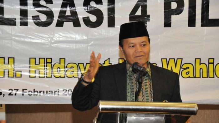 Hidayat Nur Wahid Usul Dibentuk Detasemen Antinarkoba