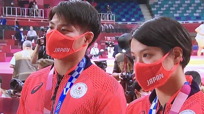 Abe Bersaudara Persembahkan 2 Medali Emas Pertama Judo Jepang