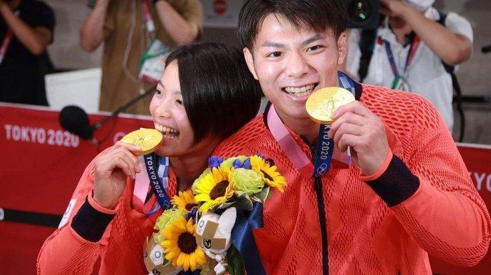 Judoka Kakak Beradik Asal Jepang Ini Ciptakan Sejarah Baru dalam Olimpiade Tokyo 2020